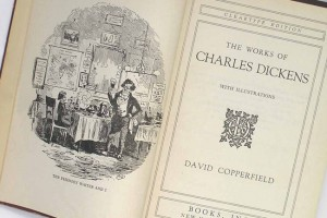 The World of David Copperfield: Living Literature