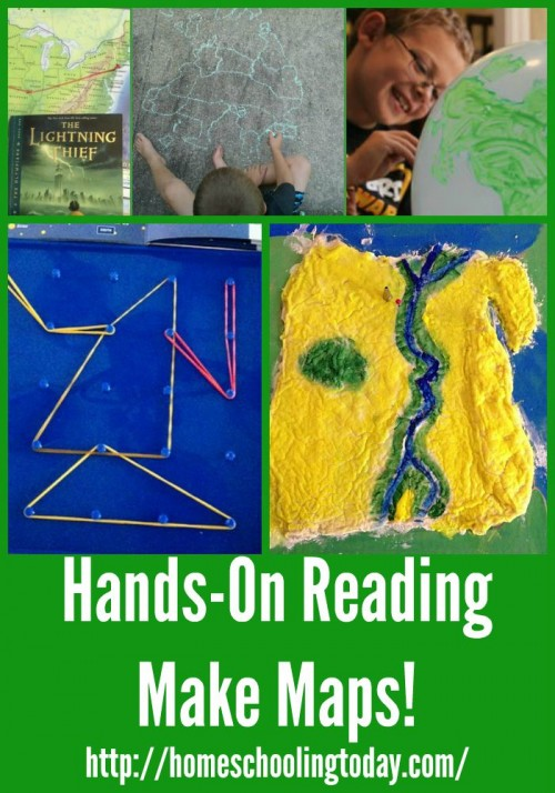 Hands On Reading - Make Maps