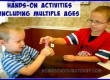 Hands-On Activities For Multiple Ages