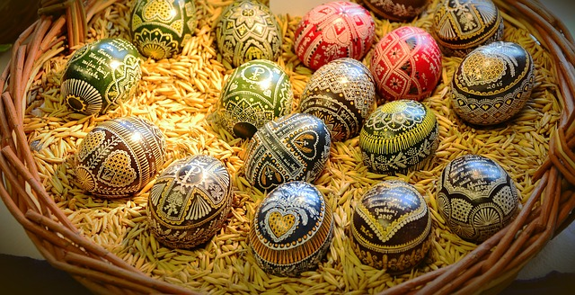 The Art and History of Decorating Eggs