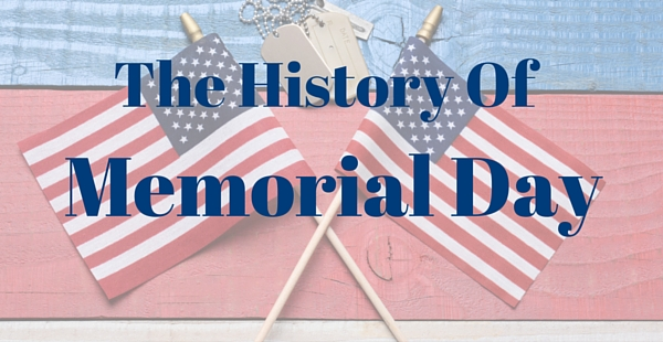 History Of Memorial Day