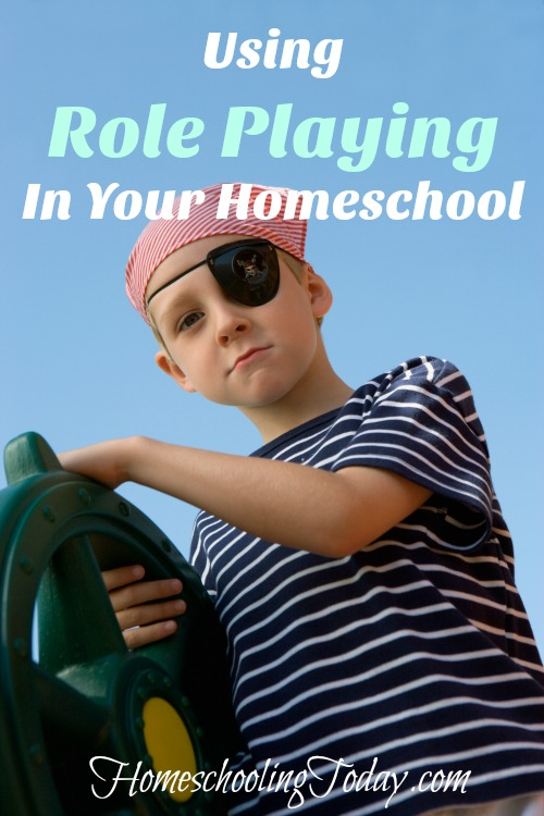 Using Role Playing In Your Homeschool  - Homeschooling Today Magazine