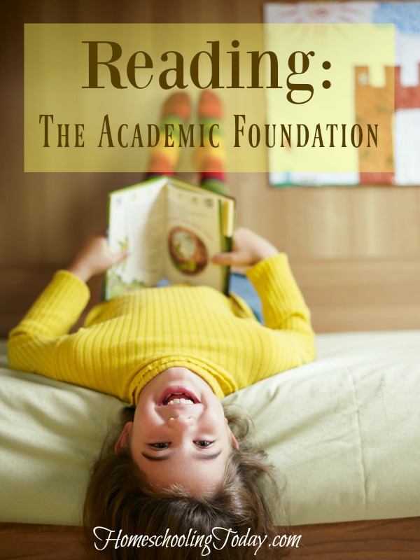 Reading: The Academic Foundation - Homeschooling Today Magazin