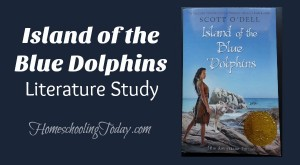 island of the blue dolphins feature