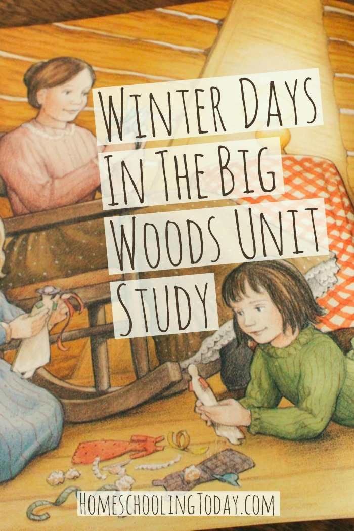 winter days in the big woods unit study