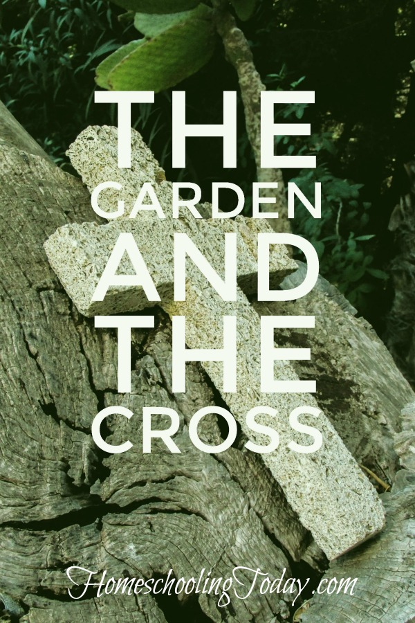 The Garden And The Cross