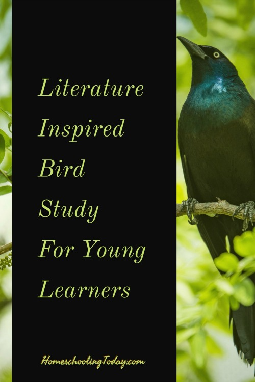 Literature Inspired Bird Study For Young Learners - HomeschoolingToday.com