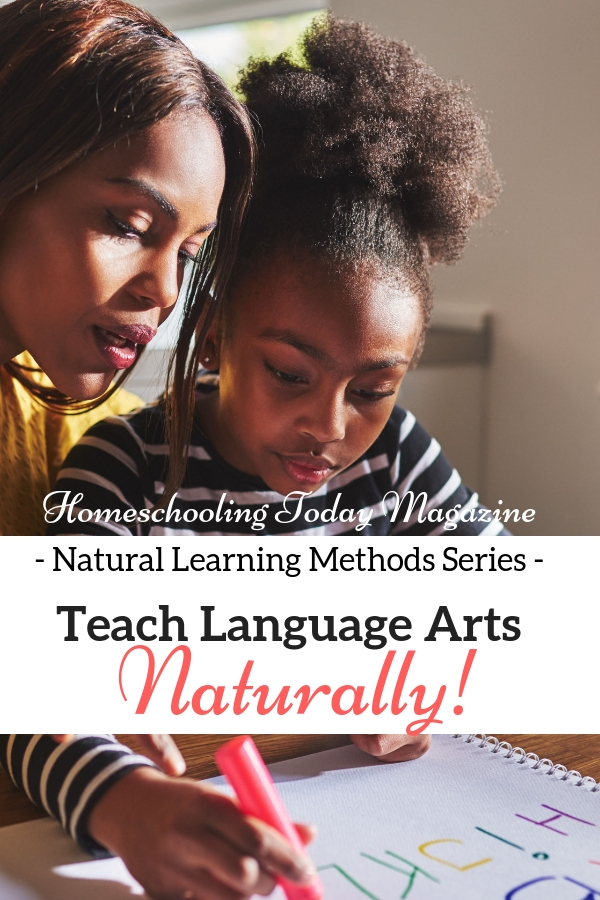 homeschooling, language arts