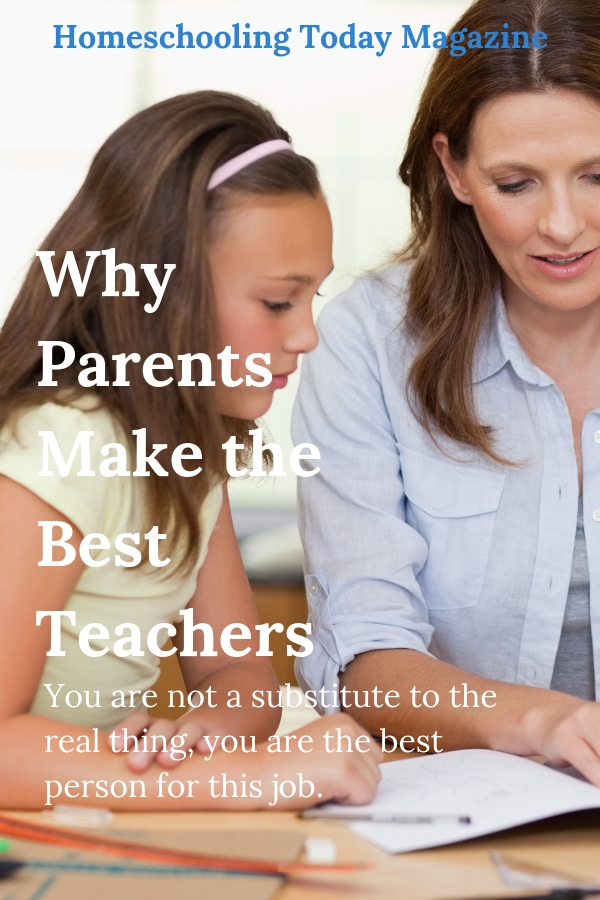 Why Parents Make the Best Teachers