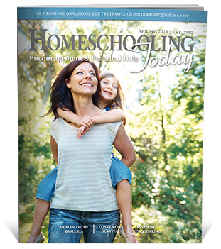 Homeschooling Today magazine | Write For Us